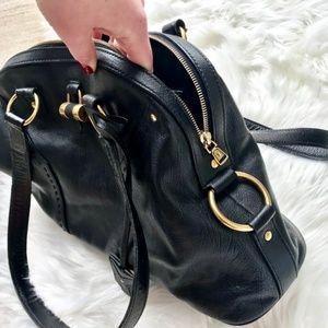 a76d9c7296b5 Yves Saint Laurent Bags - YSL Saint Laurent Leather Large MUSE Black Purse